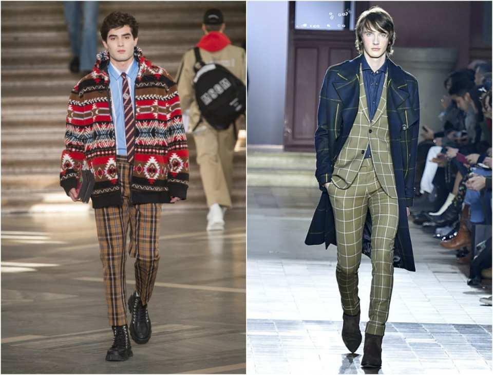 5 tendências de moda masculina outono inverno 2019 Marco