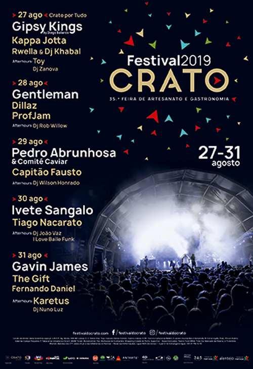 """Festival do Crato fecha cartaz com """"Crato Por Tudo!"""" – Glam"""