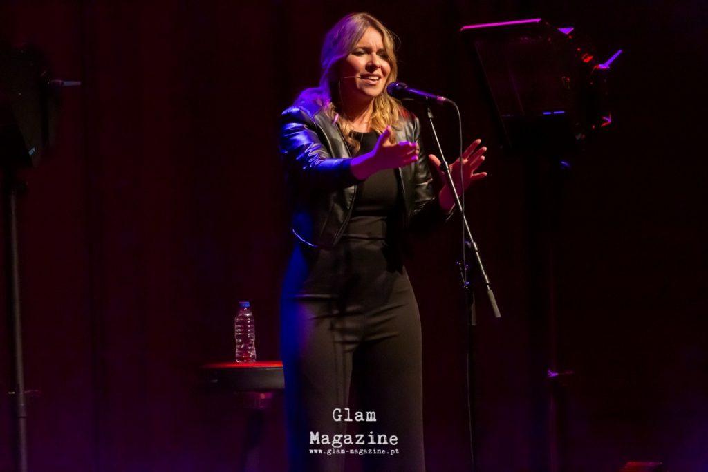 A noite de estreia de Rocío Márquez na Casa da Música…