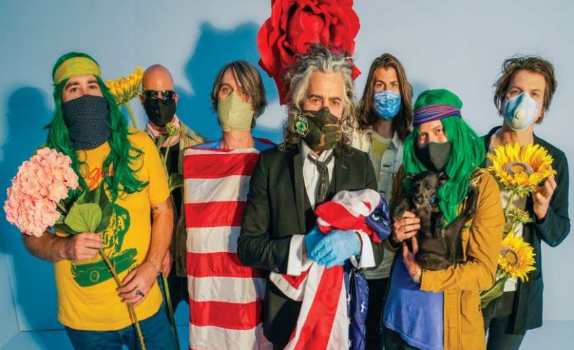 "The Flaming Lips anunciam novo single… ""Flowers of Neptune 6 ..."